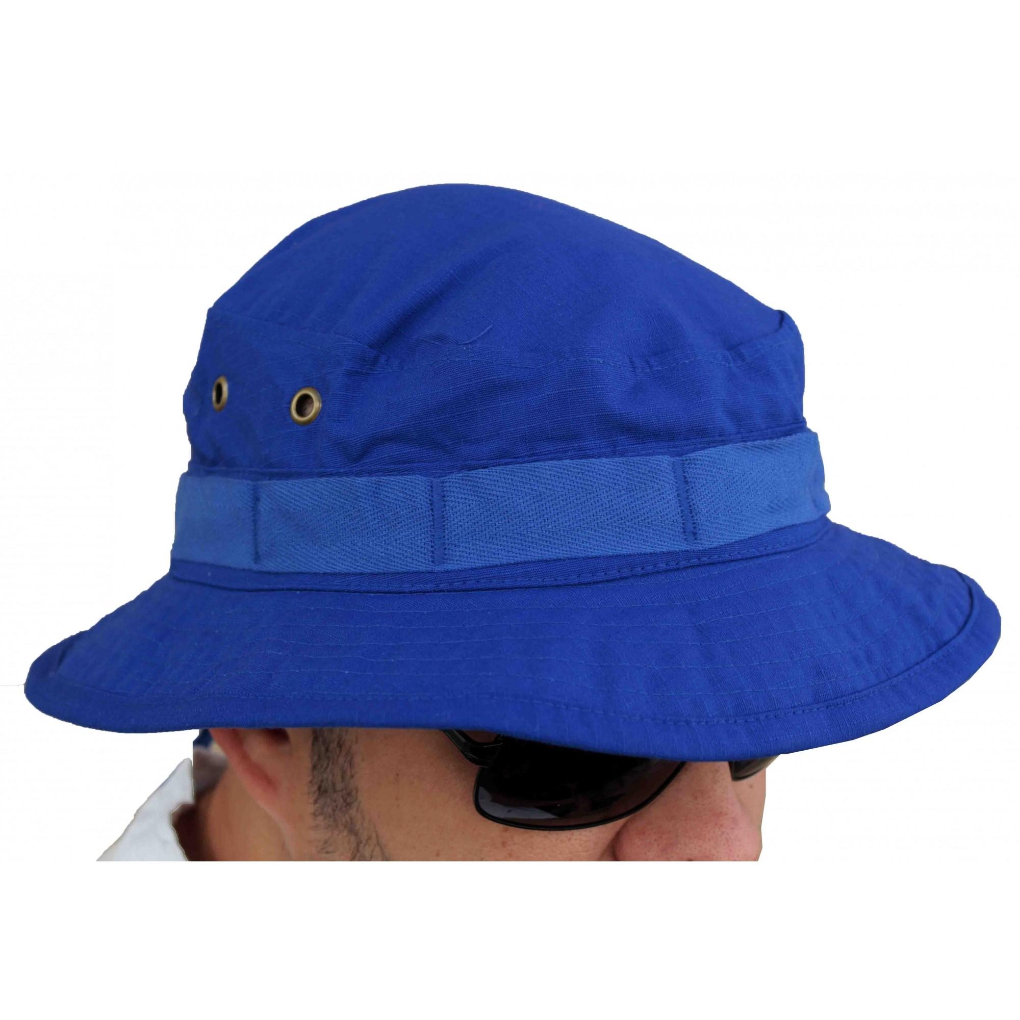 Bonnie Hat Azul Royal