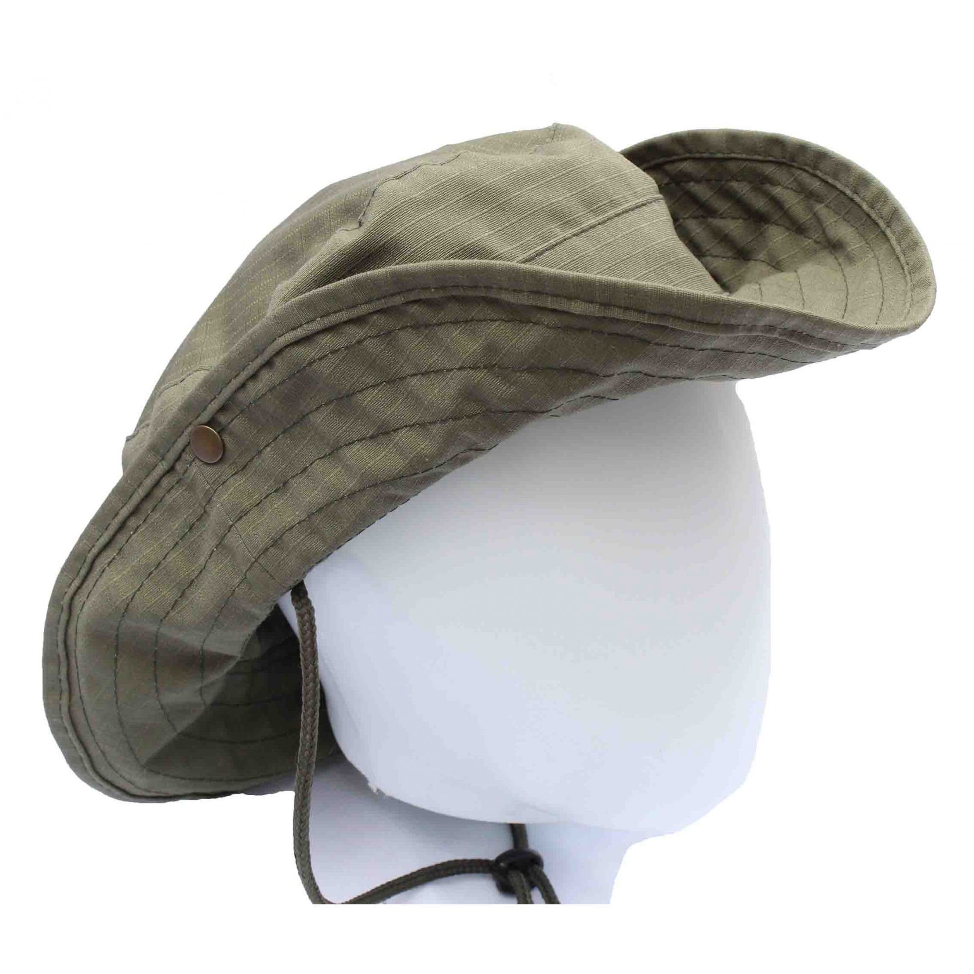 Bonnie Hat (Chapéu) Verde Oliva