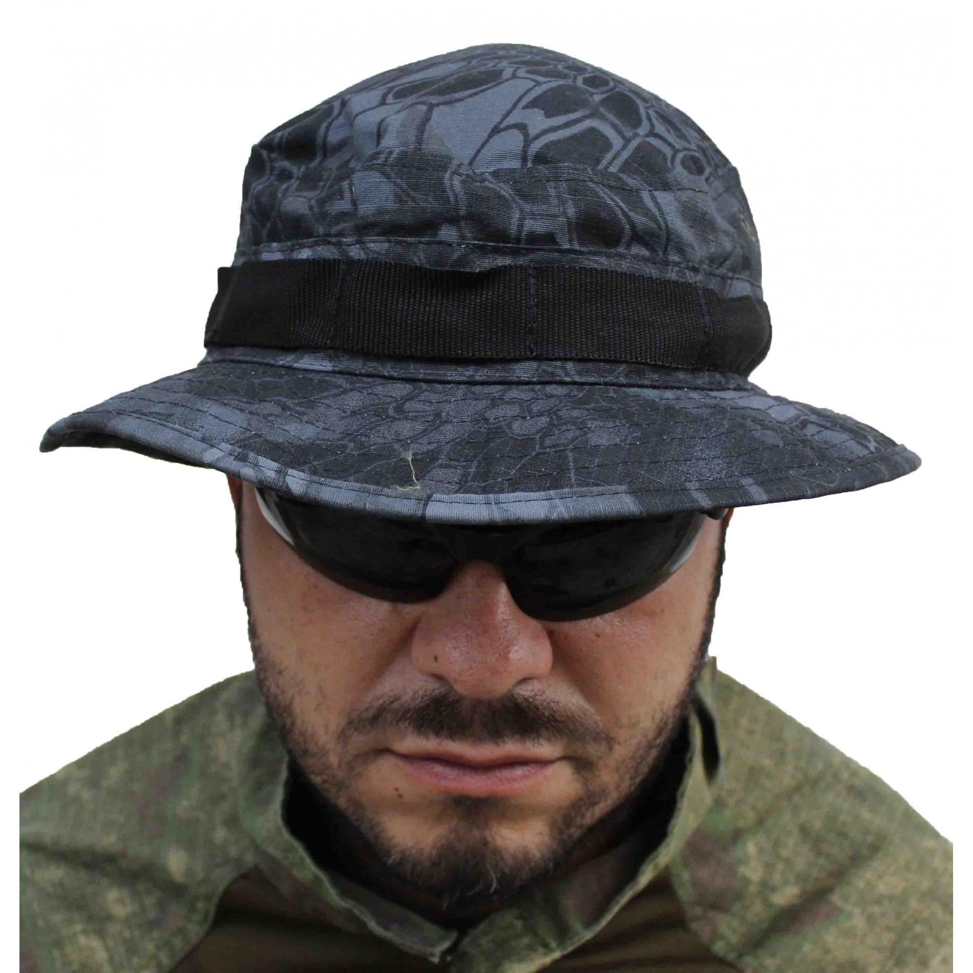 Bonnie Hat - Kripteck Black