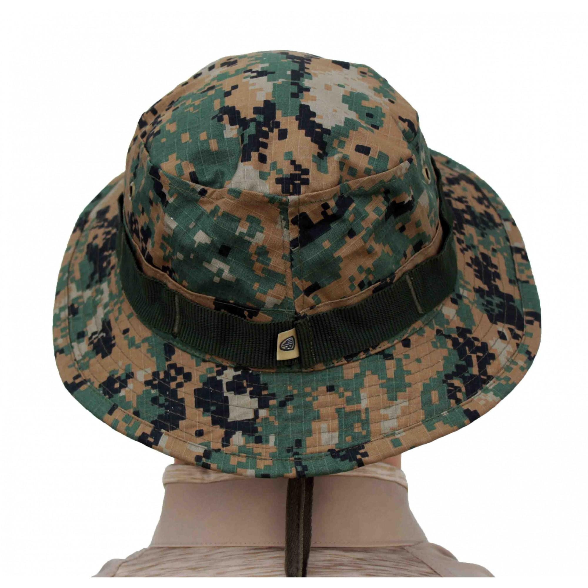 Bonnie Hat Marpat Woodland Marines