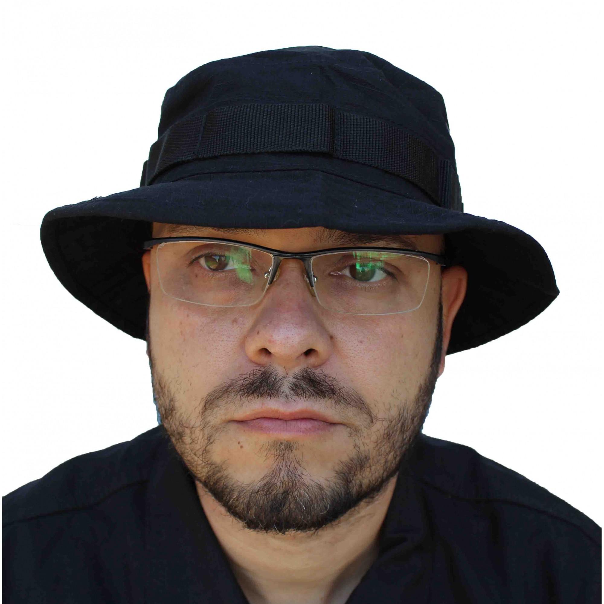 Bonnie Hat - Preto