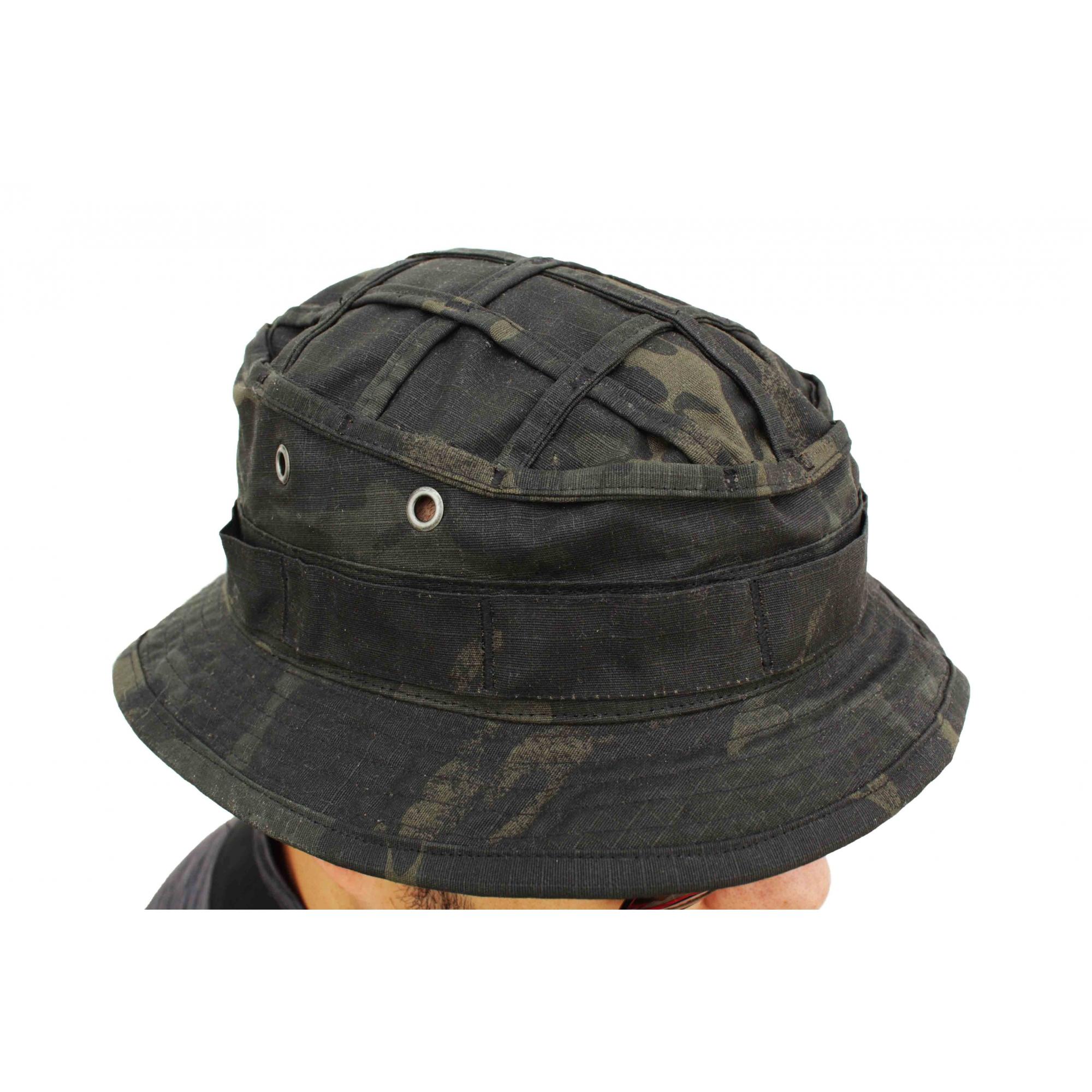 Bonnie Hat Scout Multicam Black