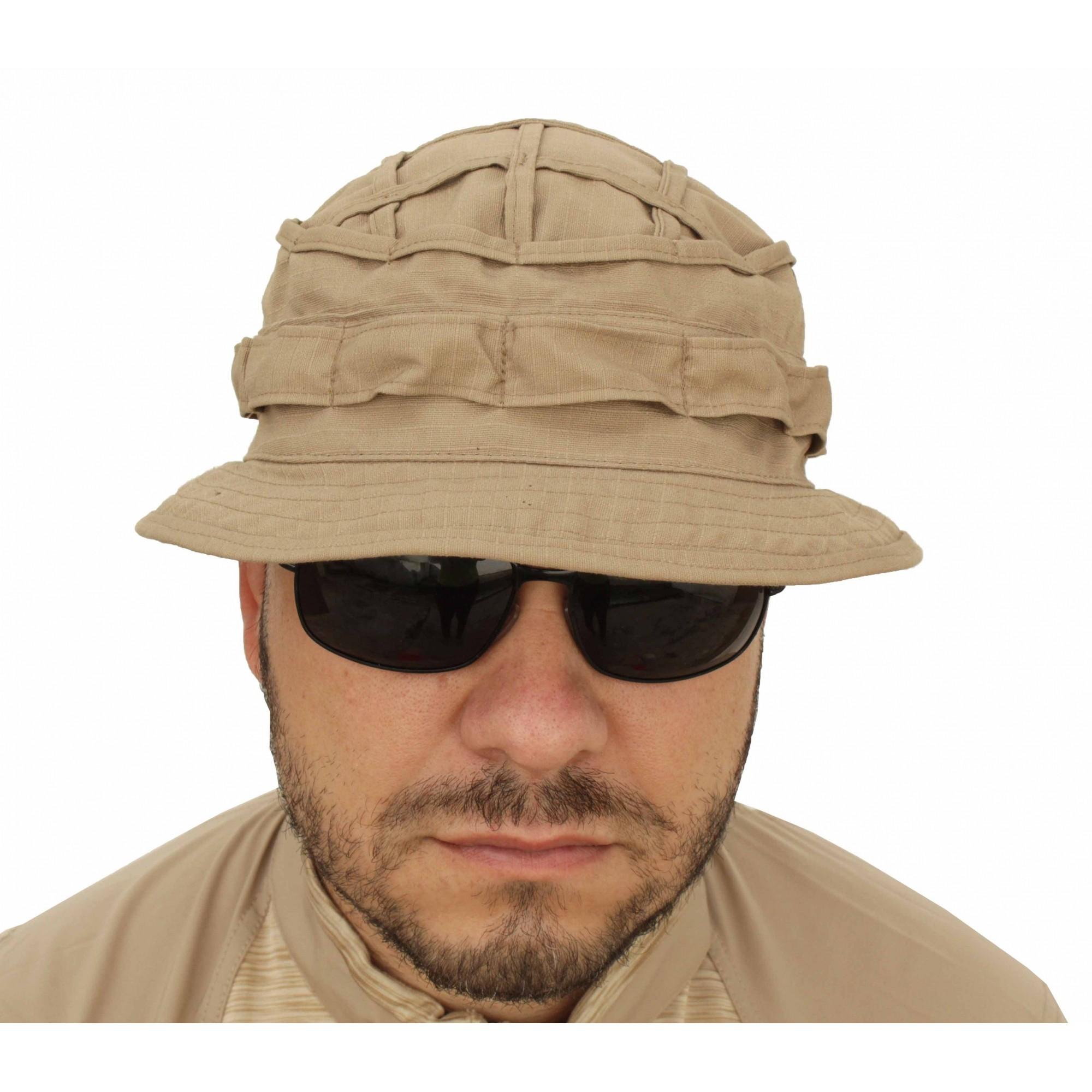 Bonnie Hat Scout - Tan