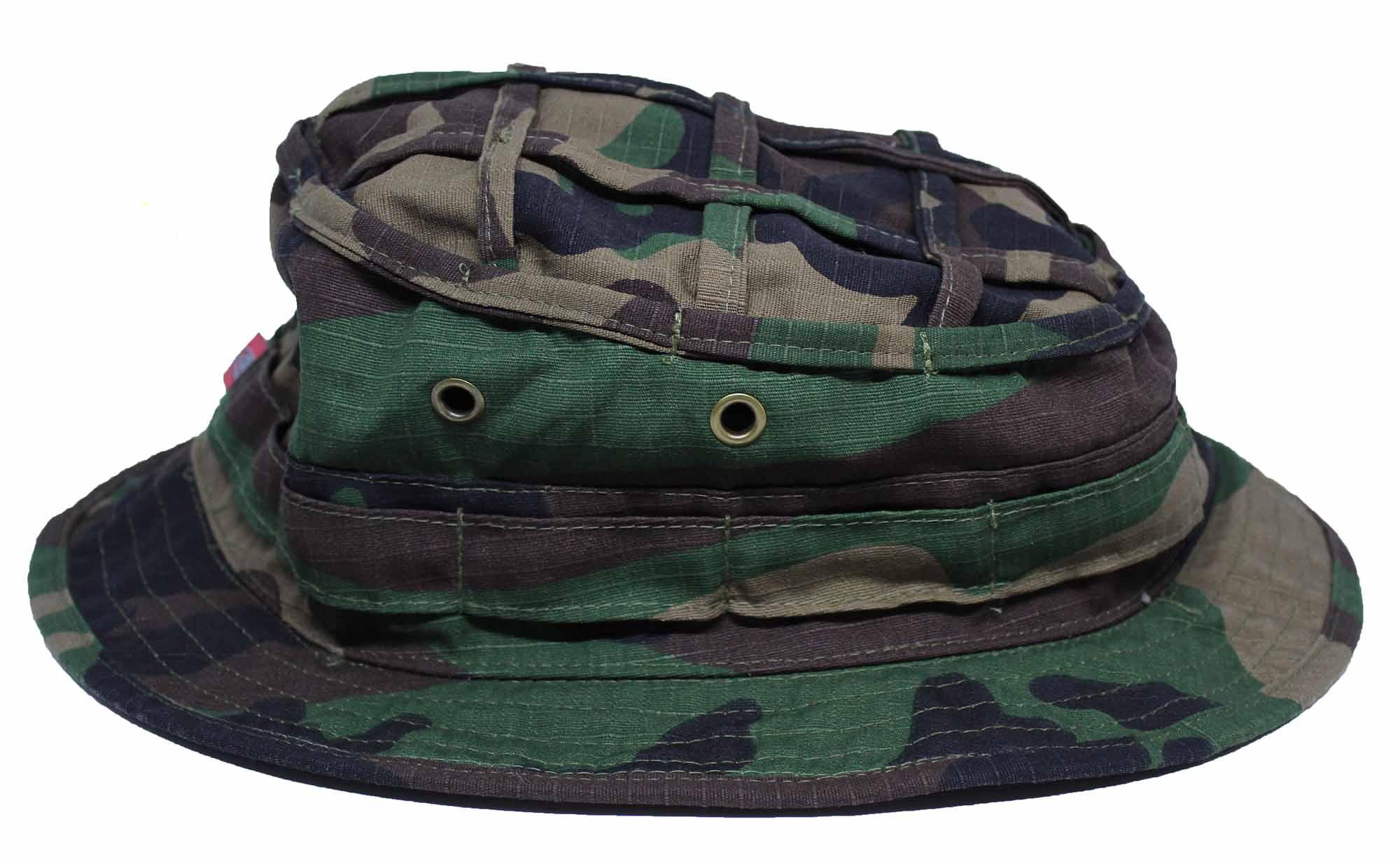 Bonnie Hat Scout - Woodland