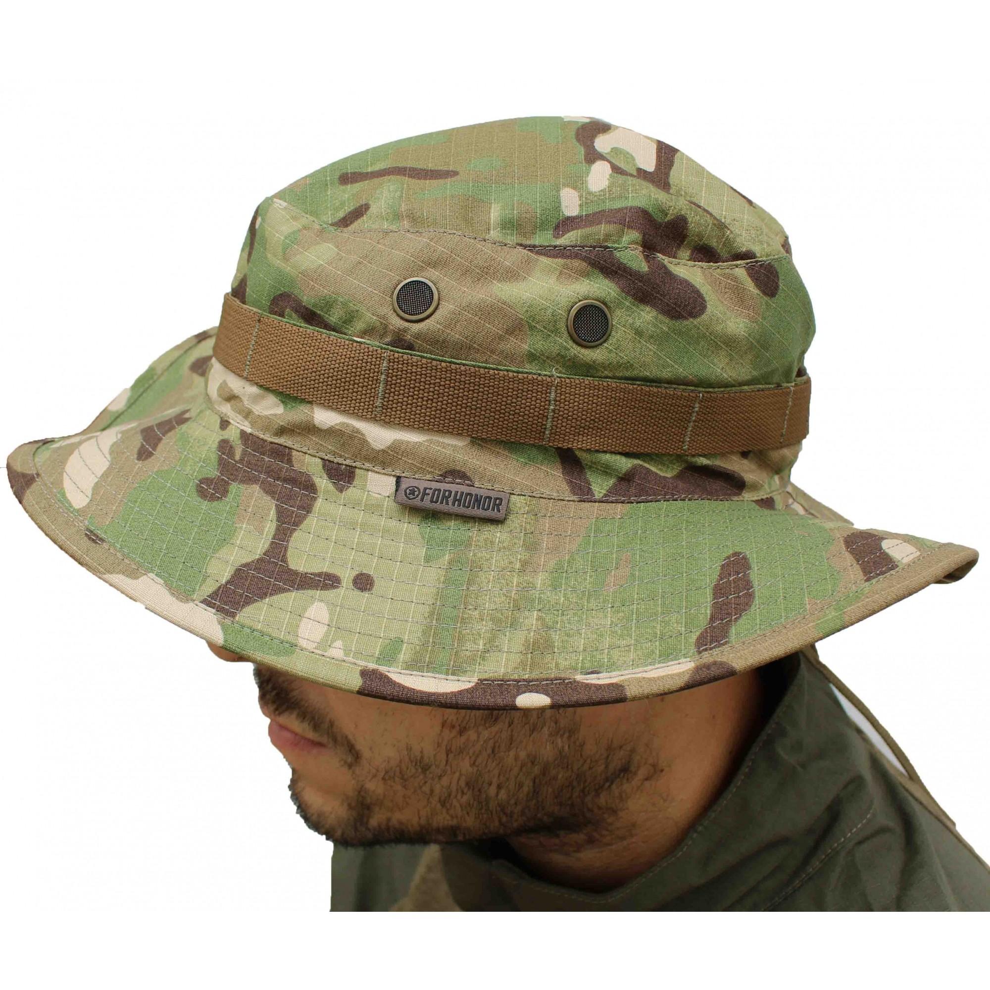 Bonnie Hat Tático Forhonor Multicam