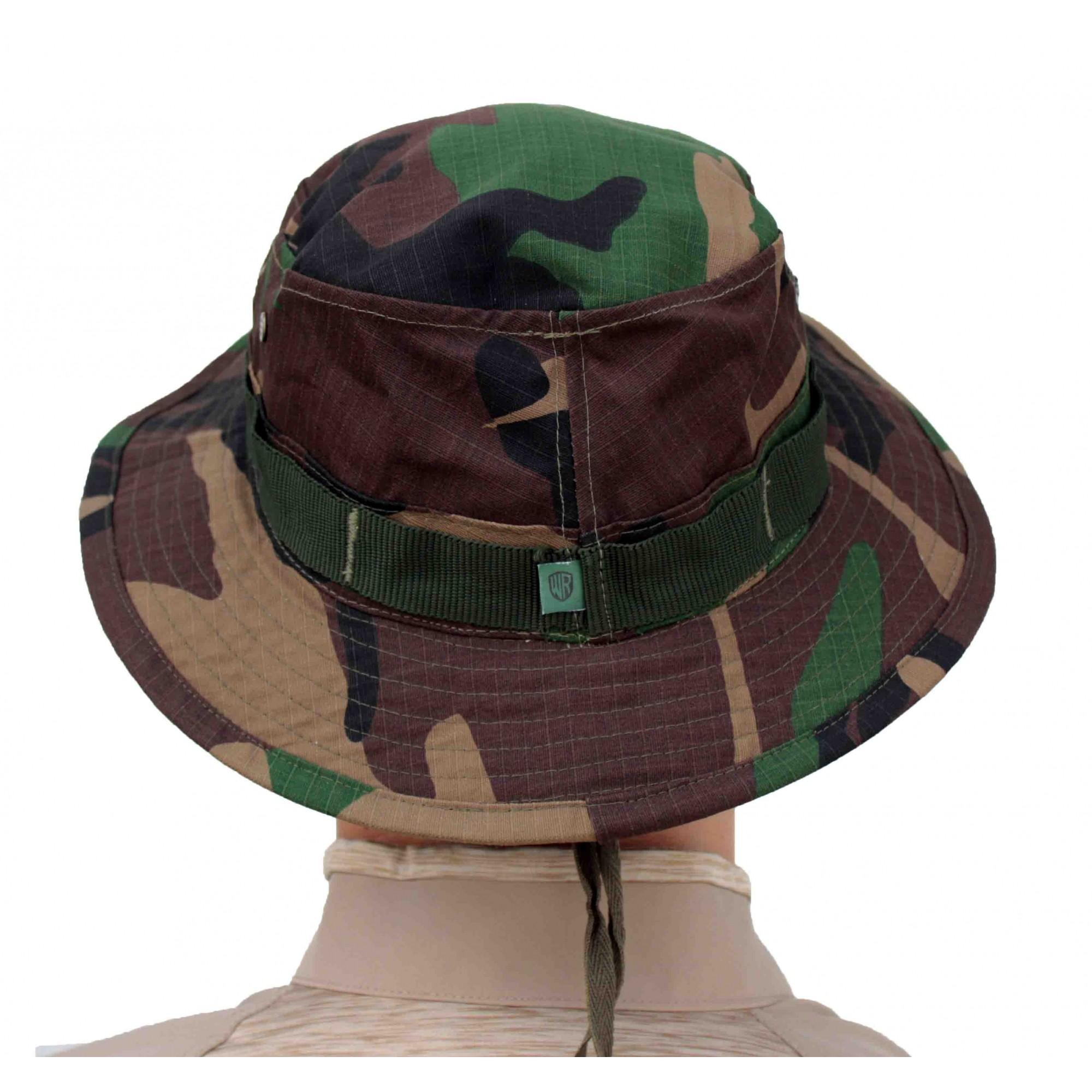 Bonnie Hat - Woodland