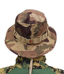 Bonnie Hat Woodland BLU