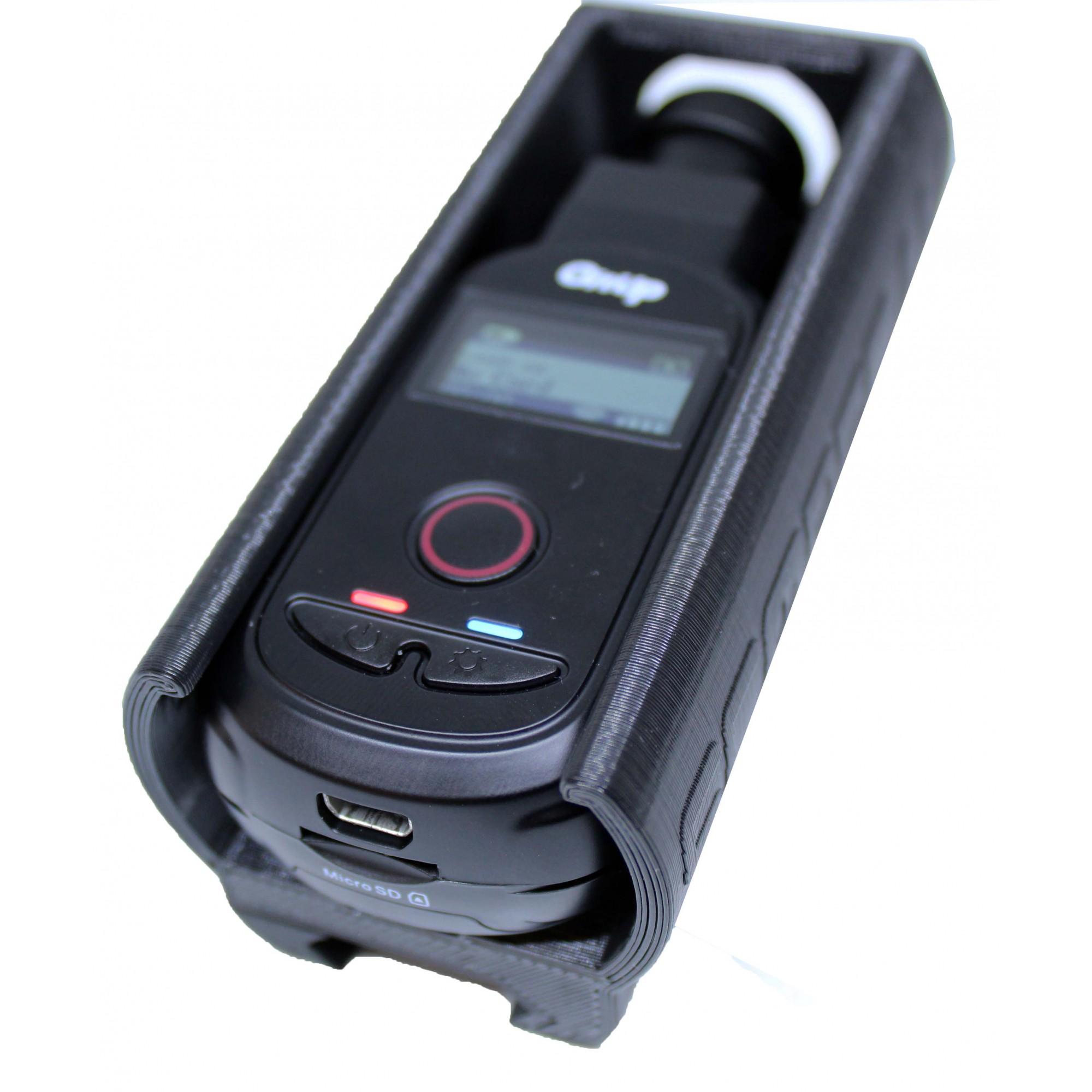 Câmera Scopecam 4K 25mm Com Controle Remoto