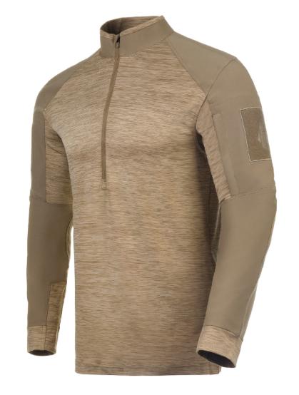 Camisa de Combate Hawk 2.0 Caqui Mojave