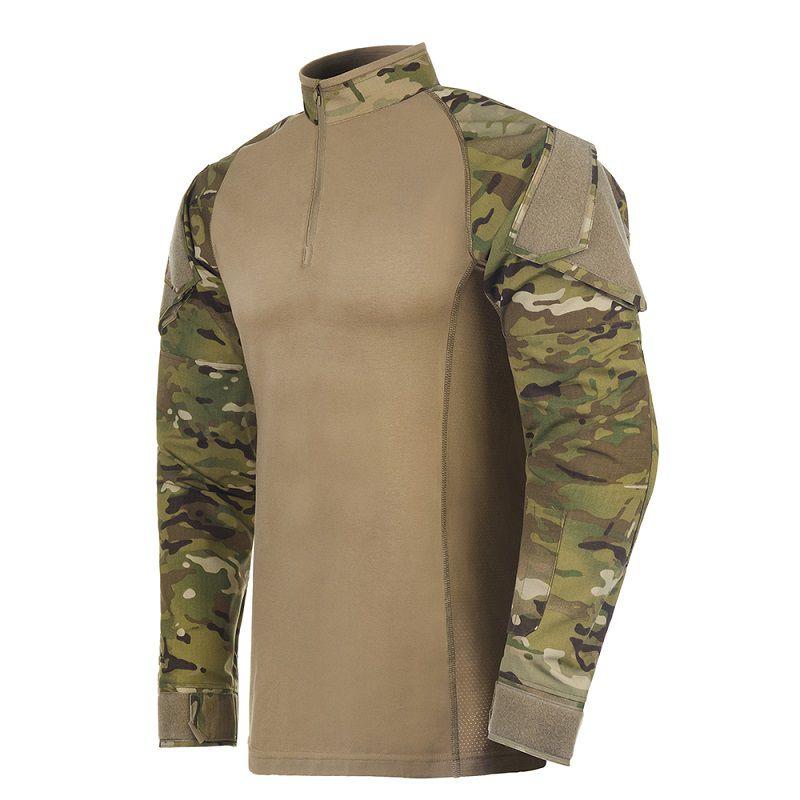 Camisa de Combate Invictus Operator Multicam