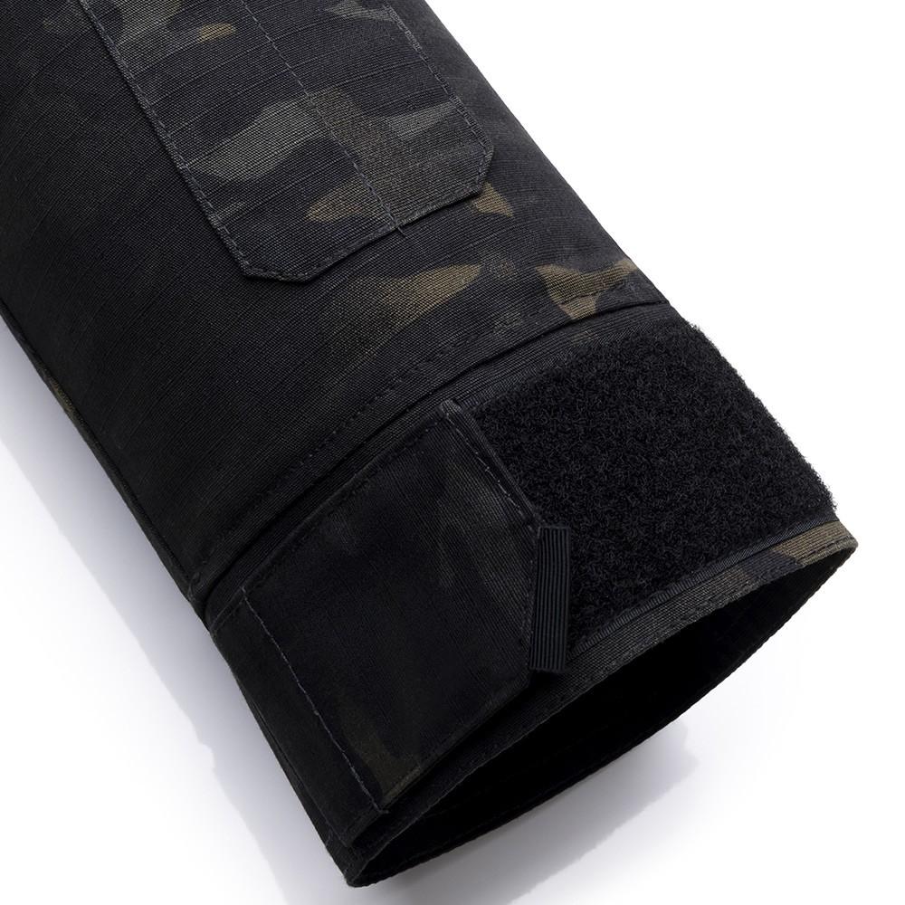 Camisa de Combate Invictus Operator Multicam Black