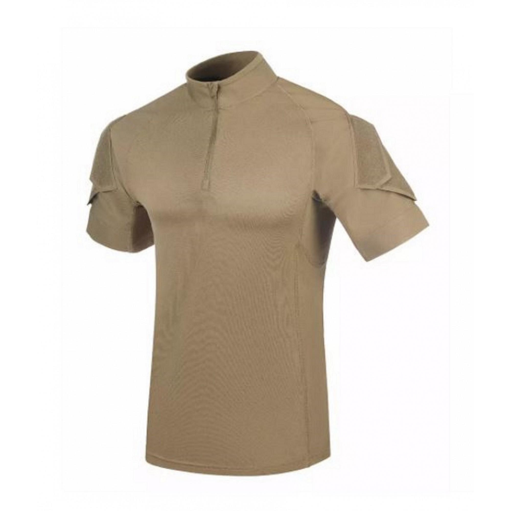 Camisa Invictus Fighter Caqui Mojave