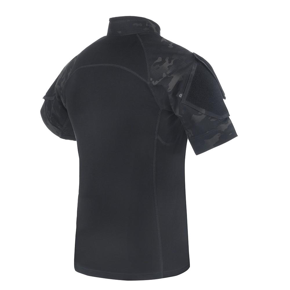 Camisa Invictus Fighter Multicam Black