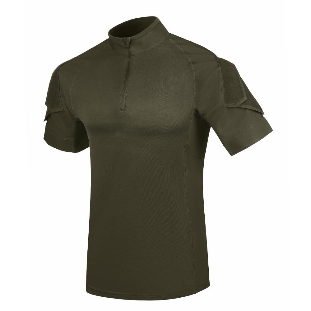 Camisa Invictus Fighter Verde Oliva