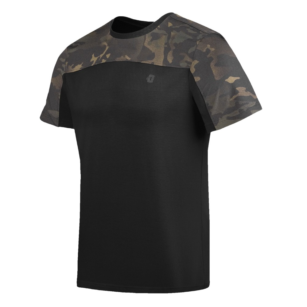 Camiseta Invictus Infantry 2.0 Multicam Black