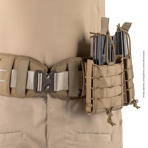 Capa de Cinto Modular Coyote Invictus Batalha Support