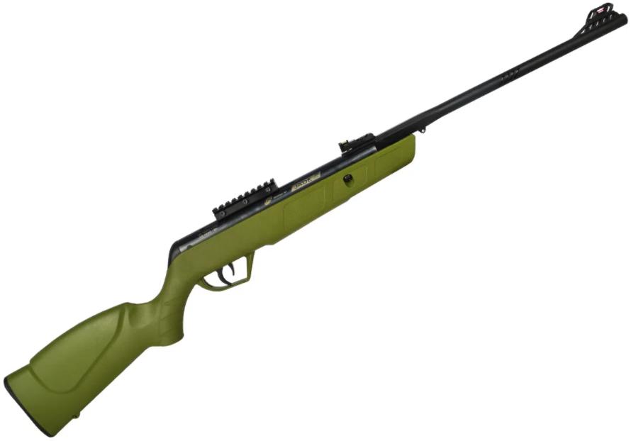 Carabina de Pressão CBC 4.5mm Jade Mais Ox PP Verde