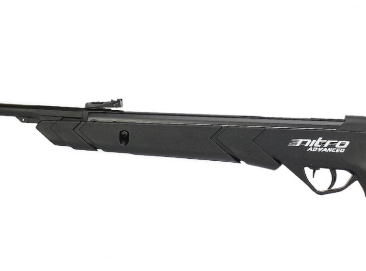 Carabina de Pressão CBC 4.5mm Nitro Advanced Oxidada
