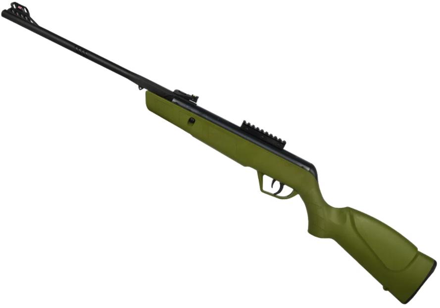 Carabina de Pressão CBC 5.5mm Jade Mais Ox PP Verde