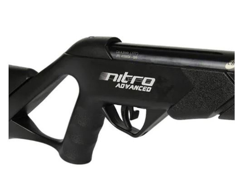 Carabina de Pressão CBC 5.5mm Nitro Advanced