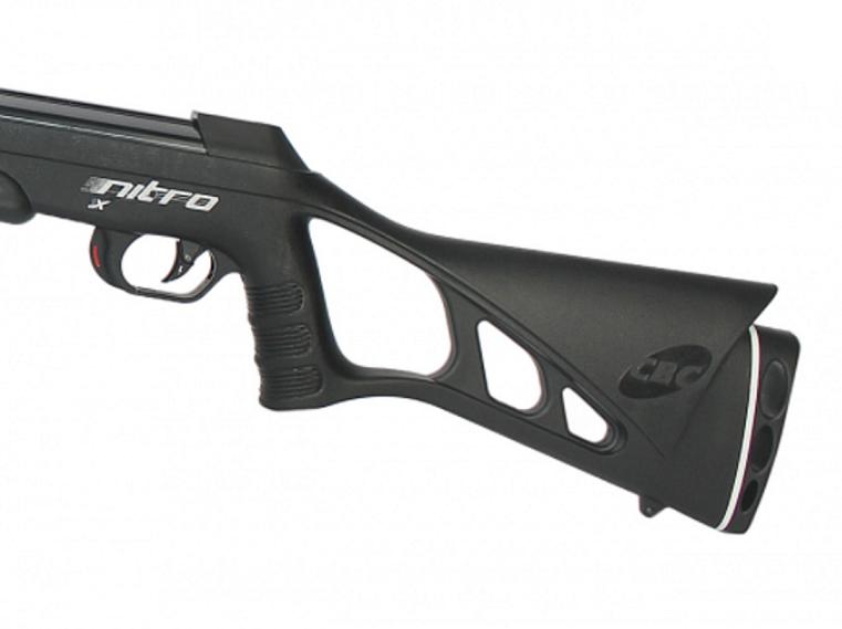Carabina de Pressão CBC 5.5mm Nitro-X 1000 Oxidada