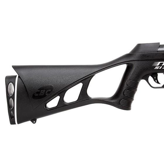 Carabina de Pressão CBC 6,0mm Nitro Six Oxidada
