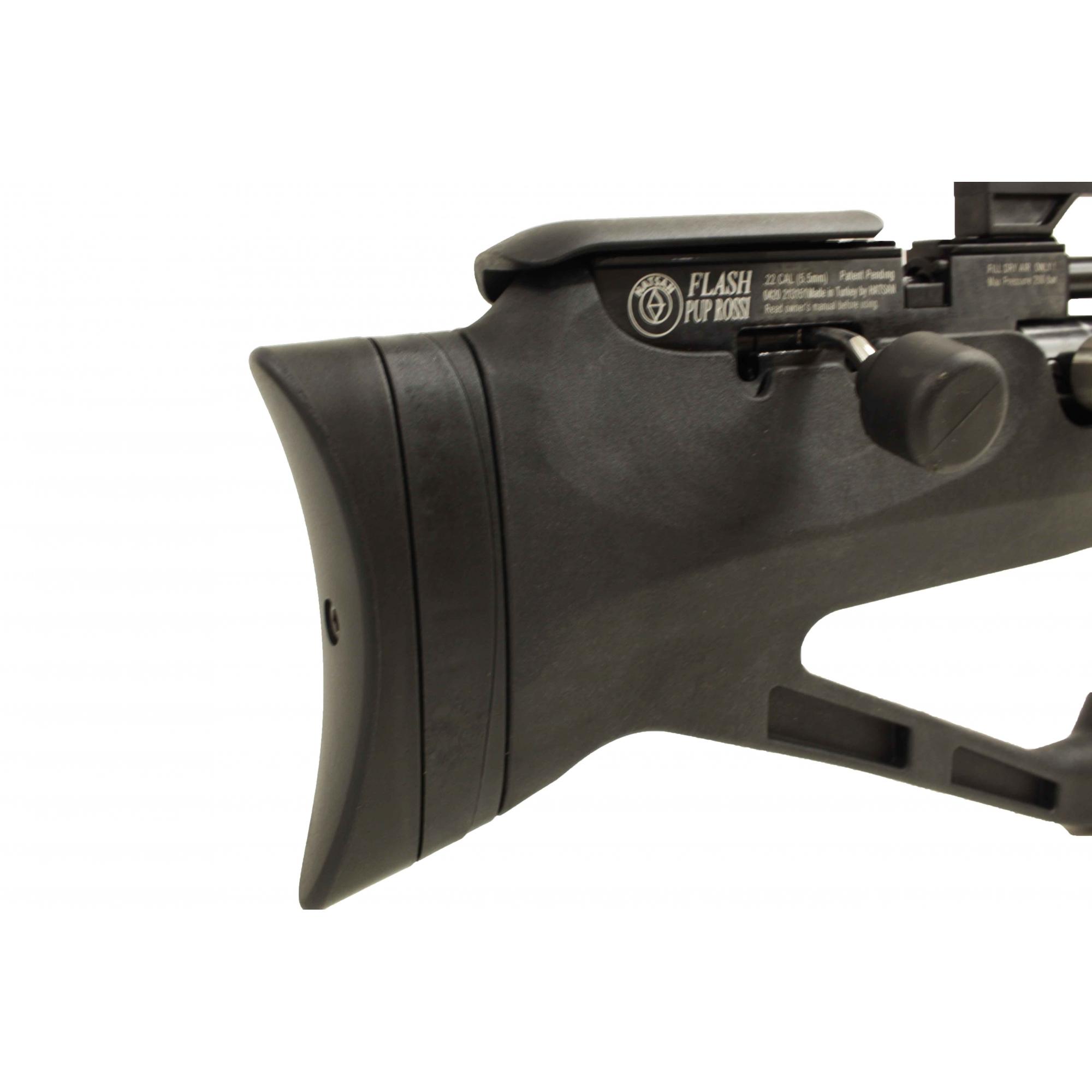 Carabina de Pressão HT PCP Flashpup Synt 5.5mm
