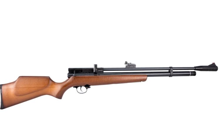 Carabina de Pressão PCP Beeman 1338 5,5mm Madeira