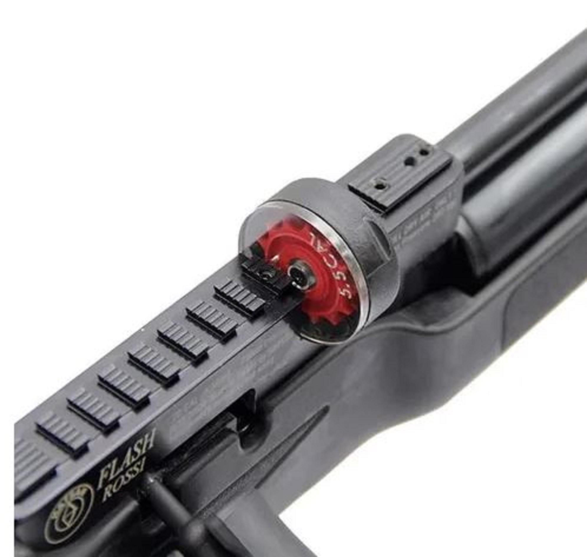 Carabina de Pressão PCP Hatsan Flash Synt 6,35mm