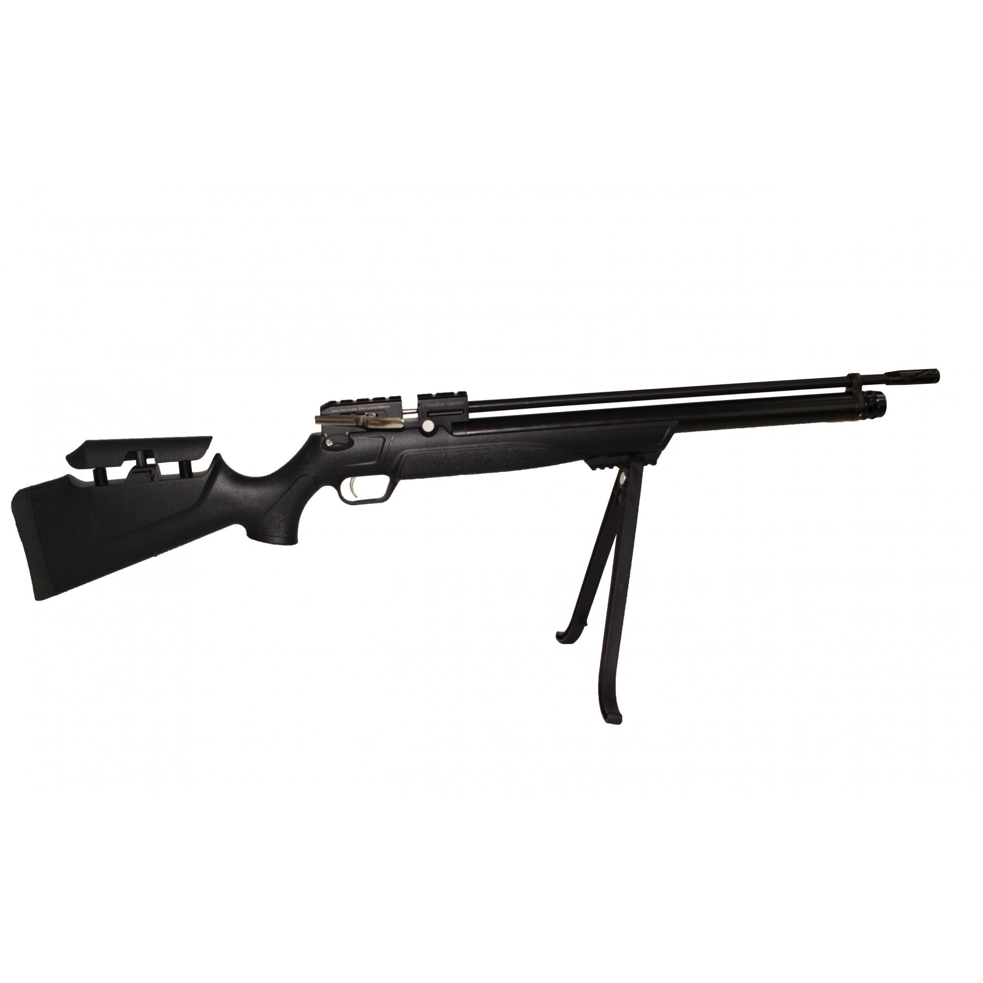 Carabina de Pressão PCP Kral Puncher Mega S 6.35mm
