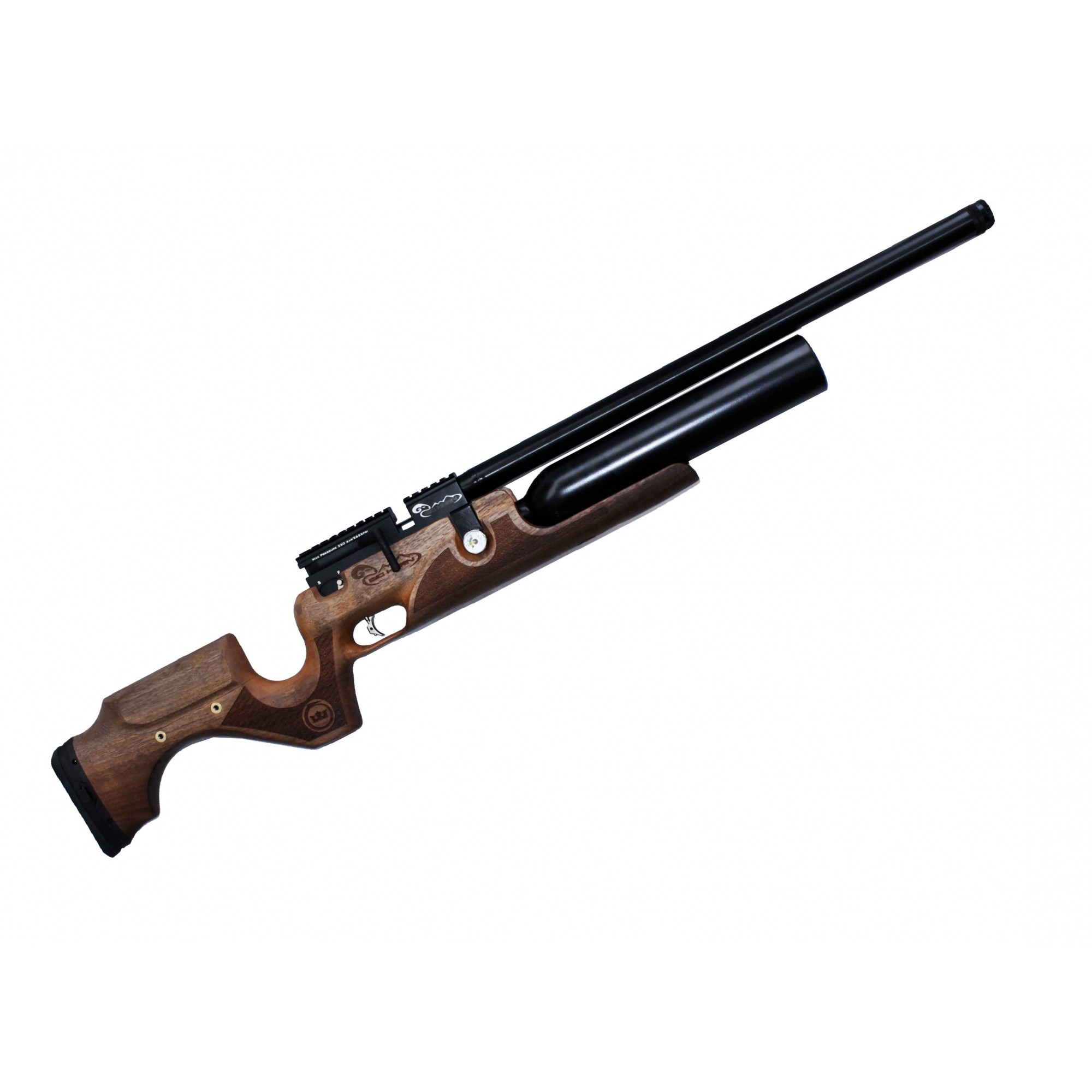 Carabina PCP Kral Puncher Bighorn 6,35mm
