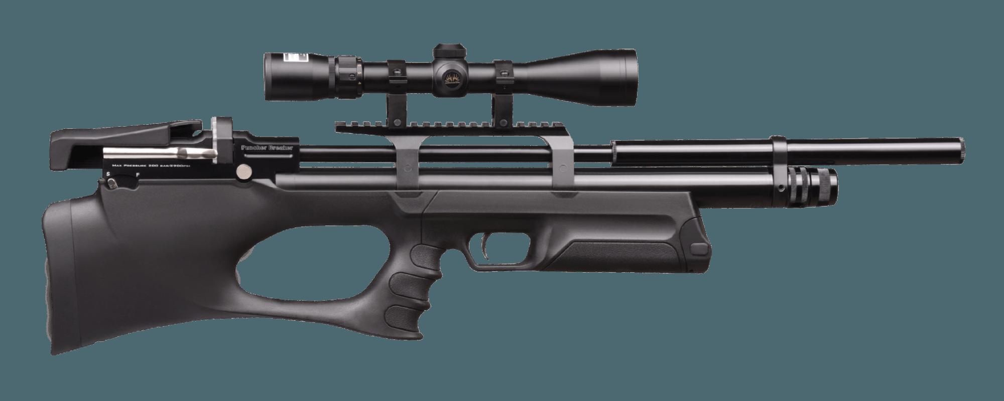 Carabina PCP Kral Puncher Breaker S Silent 5.5mm