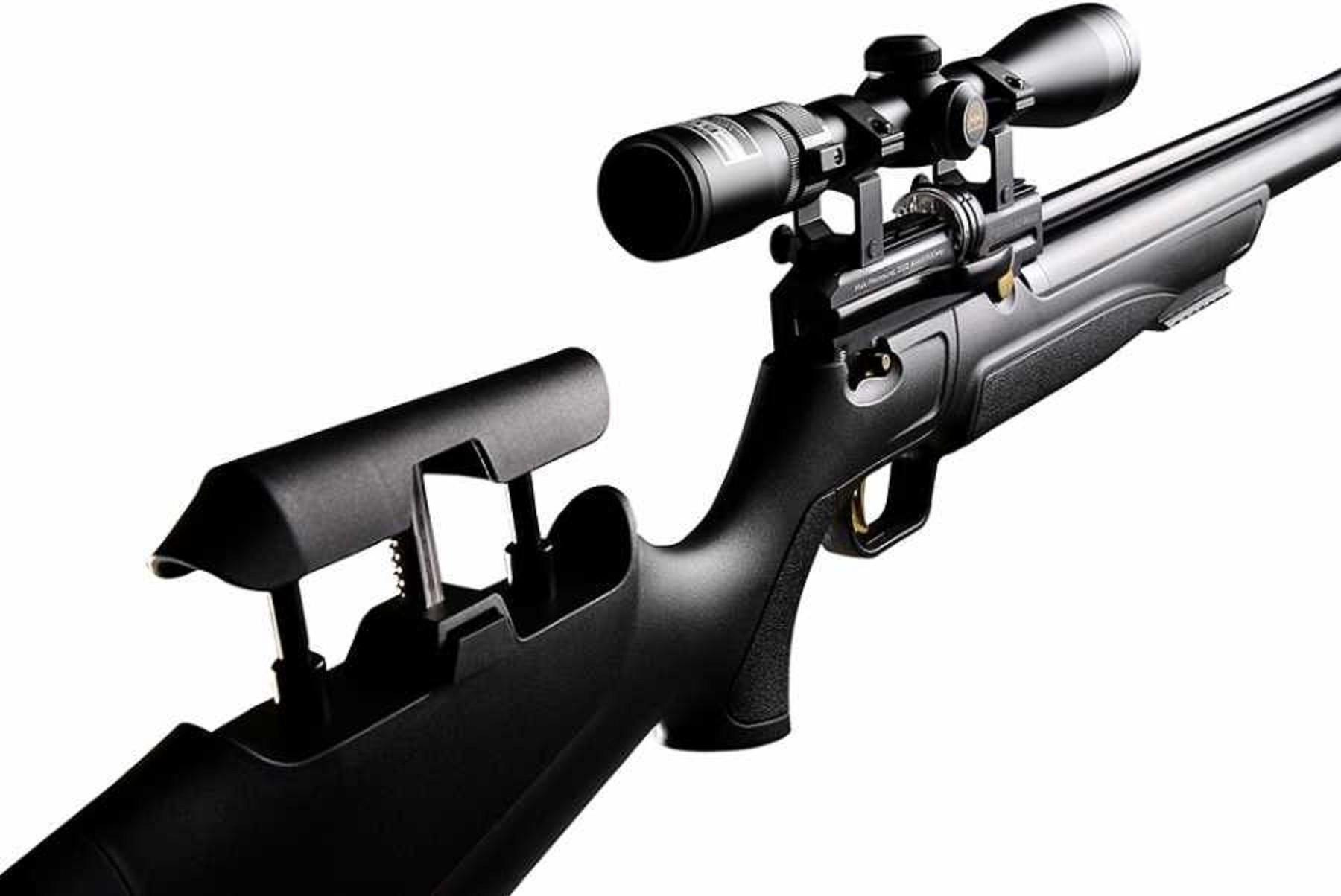 Carabina PCP Kral Puncher S 5.5mm
