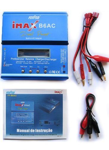 Carregador Balanceador Digital de Carga  B6 FF-B6AC