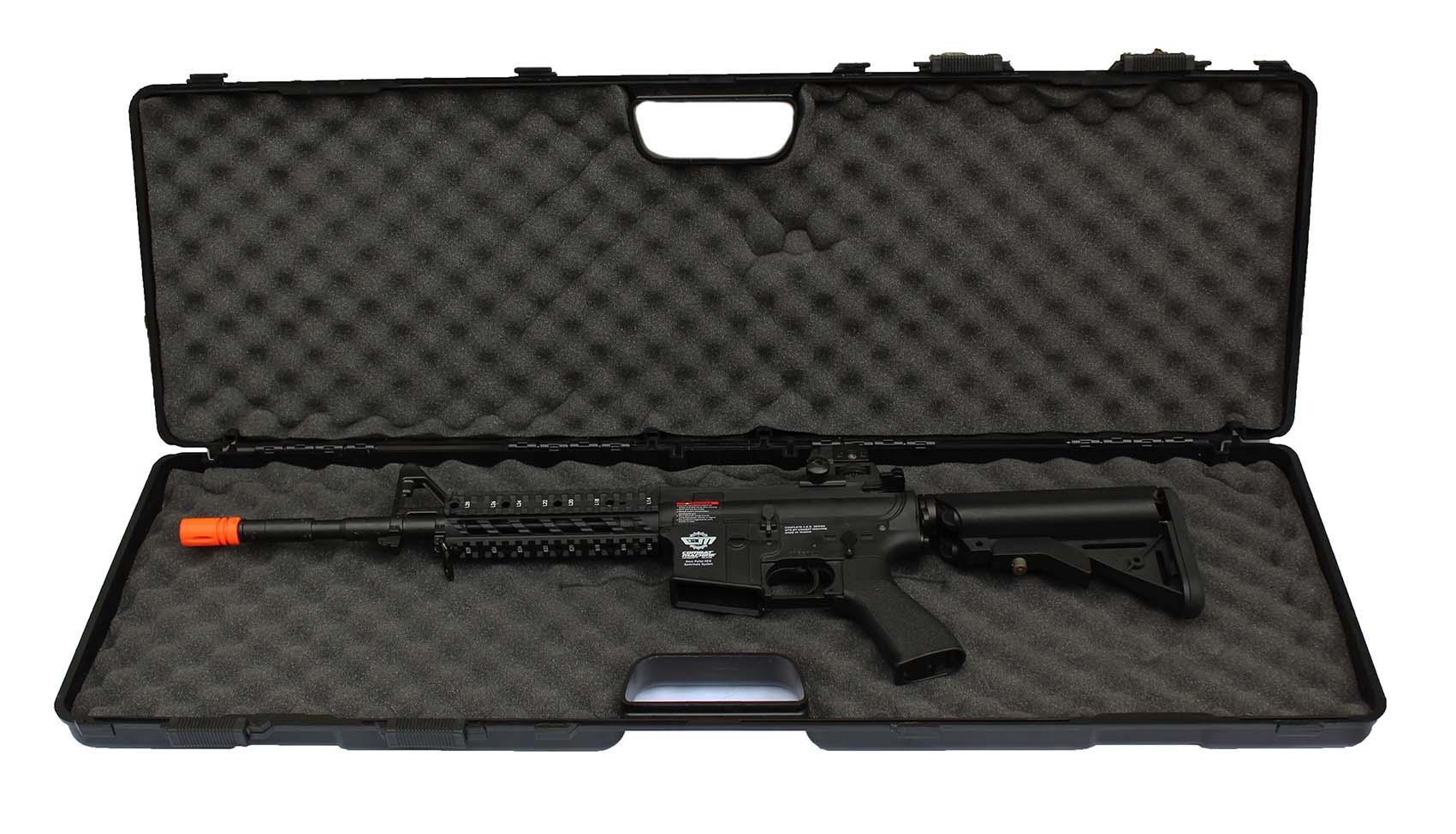 Case Rígida Hatsan para Carabinas ou Rifles