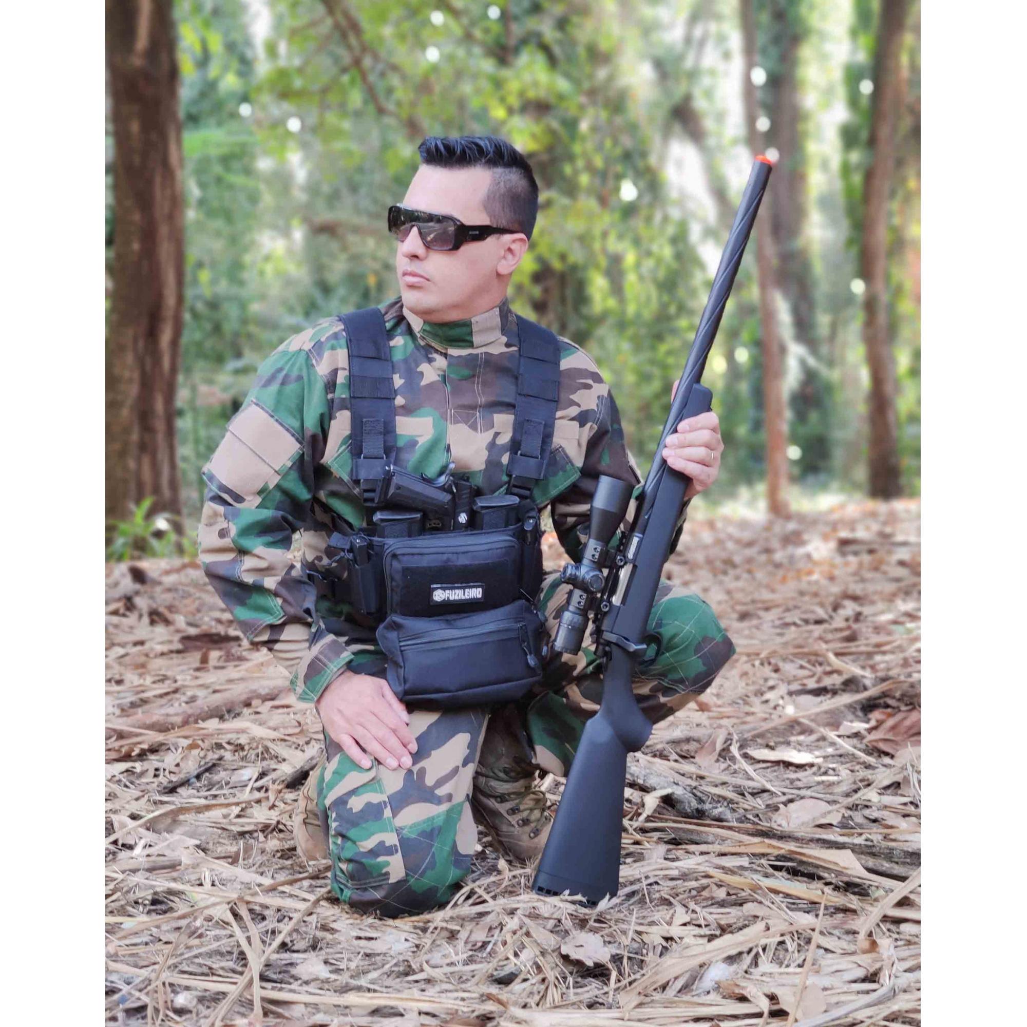 Chest Fuzileiro Sniper