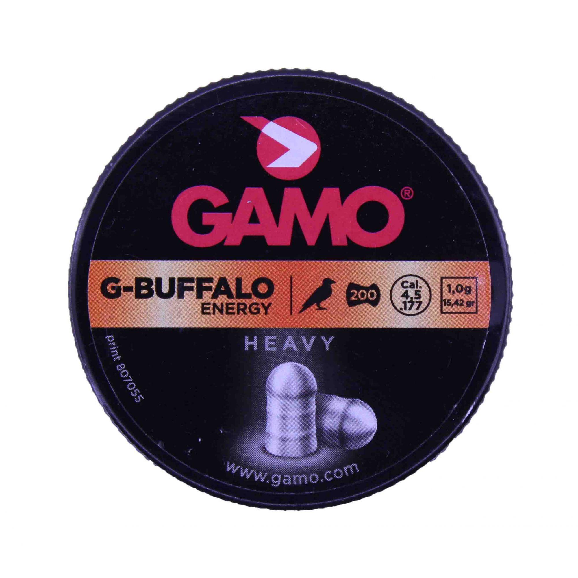 Chumbinho Gamo G-Buffalo Energy.177 4.5mm