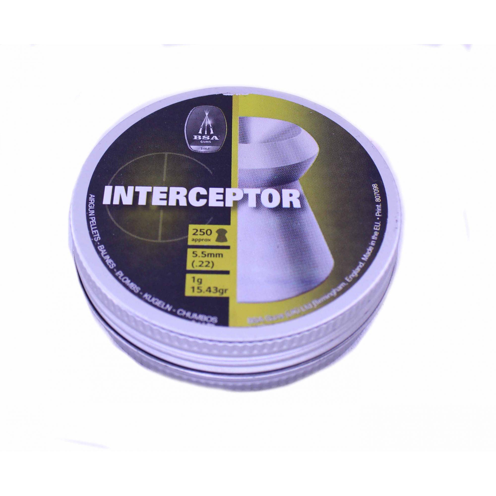 Chumbinho Interceptor .22/ 5.5mm
