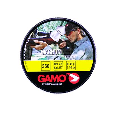 Chumbinho Gamo Magnum Energy 4,5mm 250 Und.