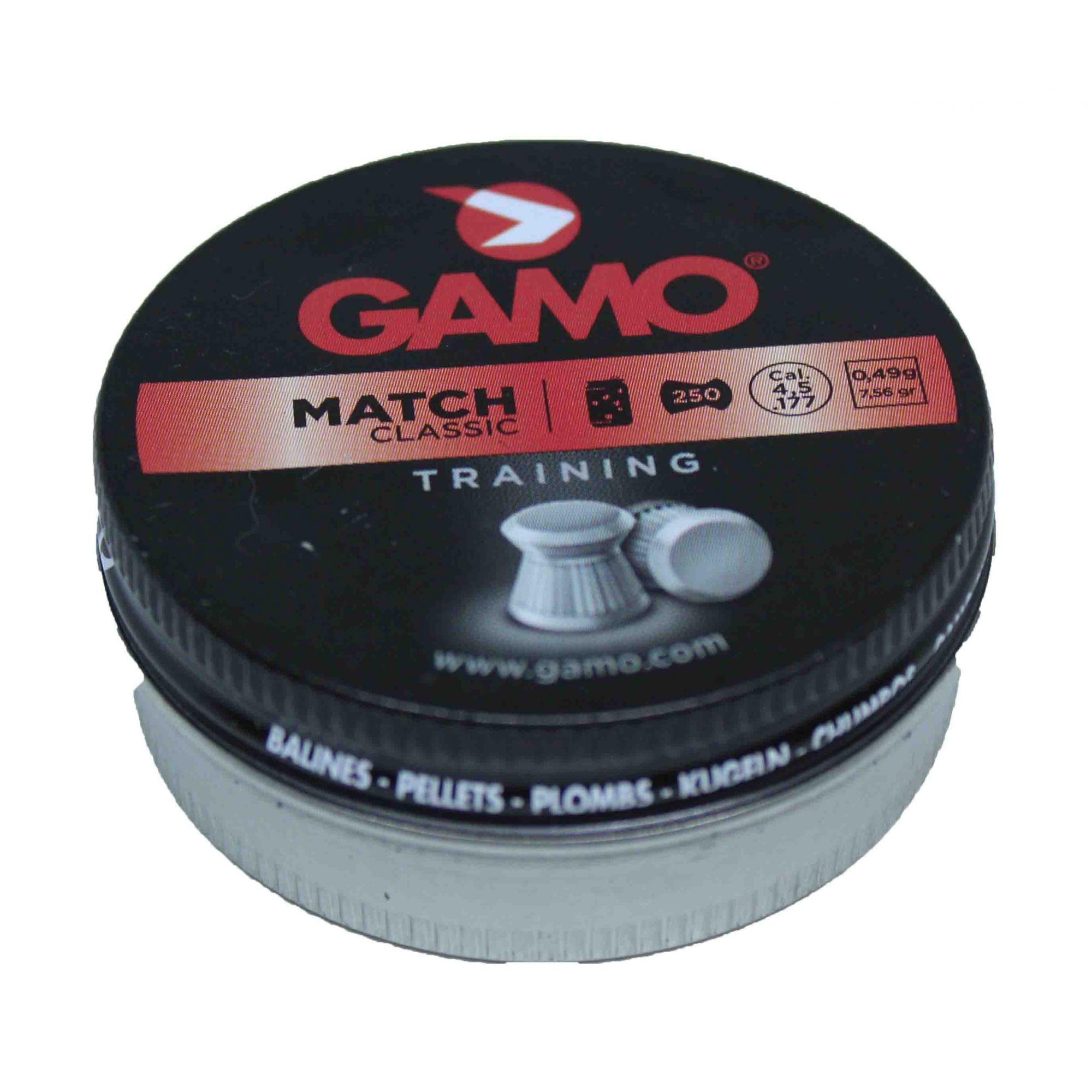 Chumbinho Gamo Match Classic - 4.5mm