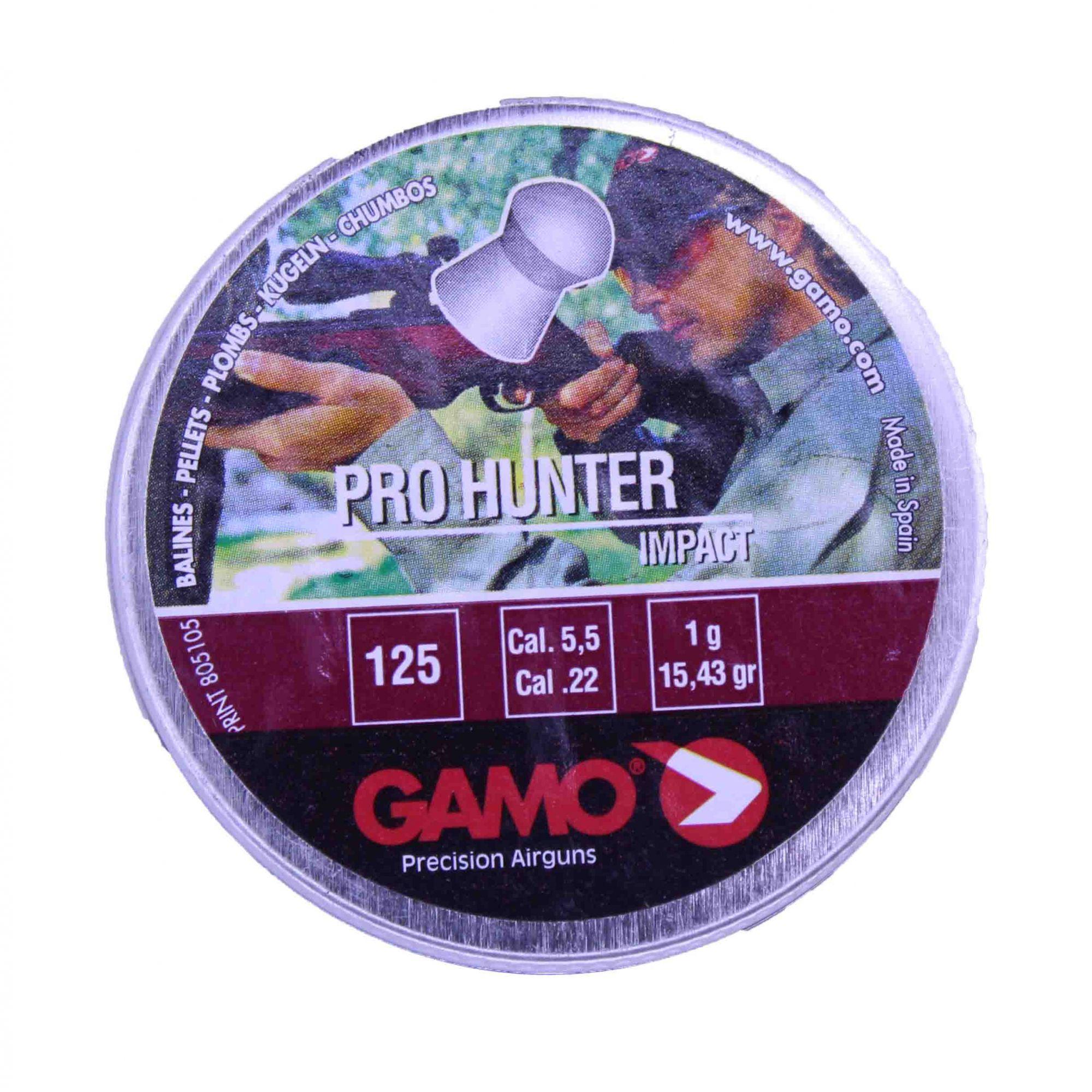 Chumbinho Gamo Pro Hunter Impact .22 - 5.5mm