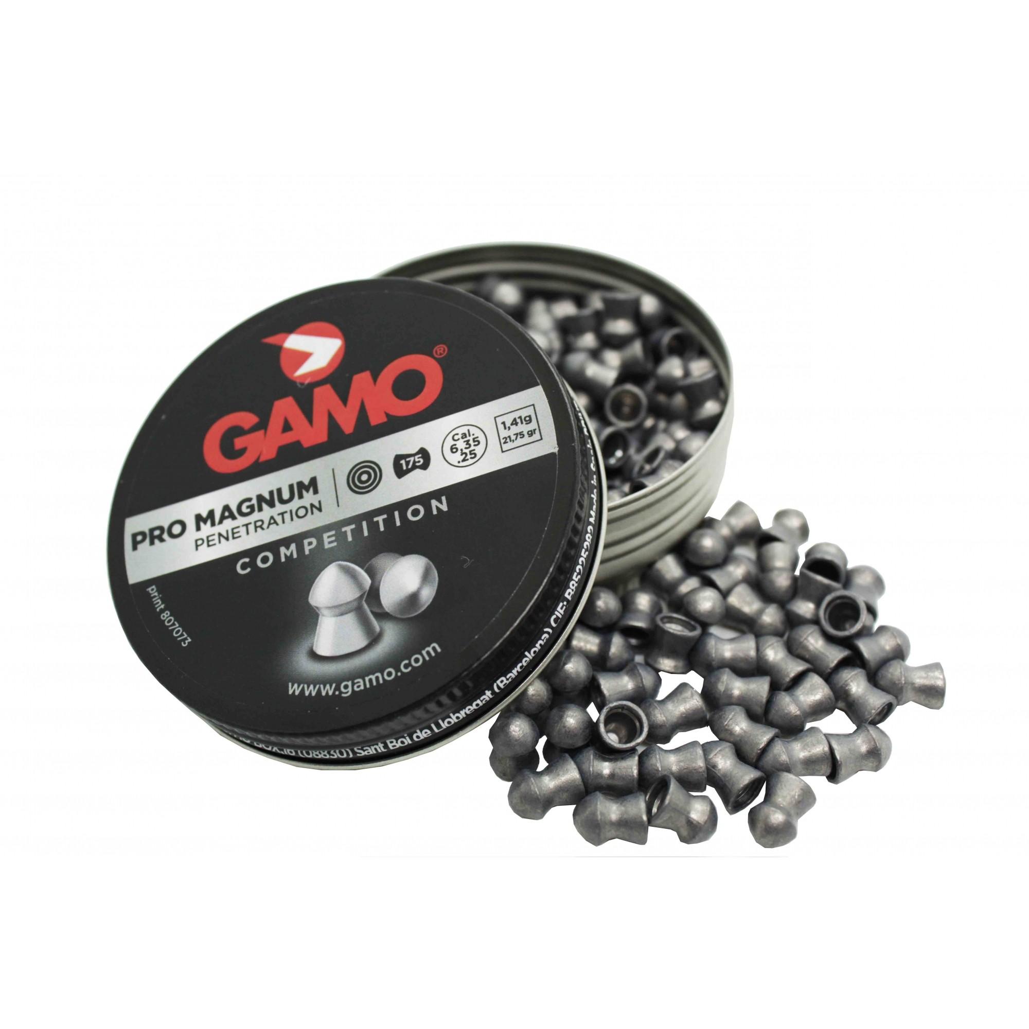 Chumbinho Gamo Pro Magnum 6,35mm 175 Und