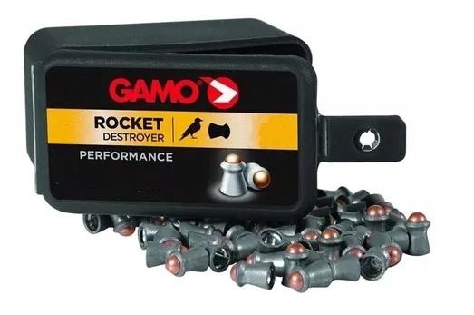 Chumbinho Gamo Rocket Destroyer 4,5mm 150 Und.