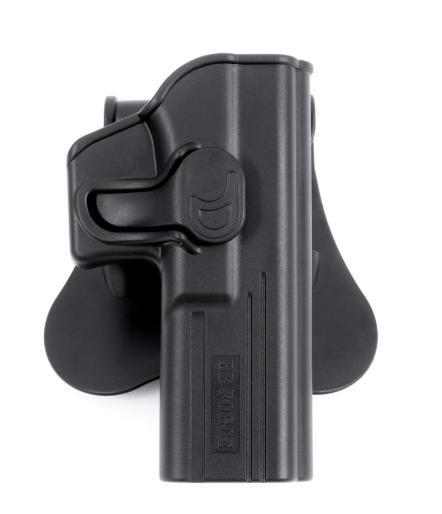Coldre Destro Tarântula OWB Glock Standard