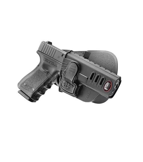 Coldre Fobus GL CH Para Glock 17 e 19  Destro
