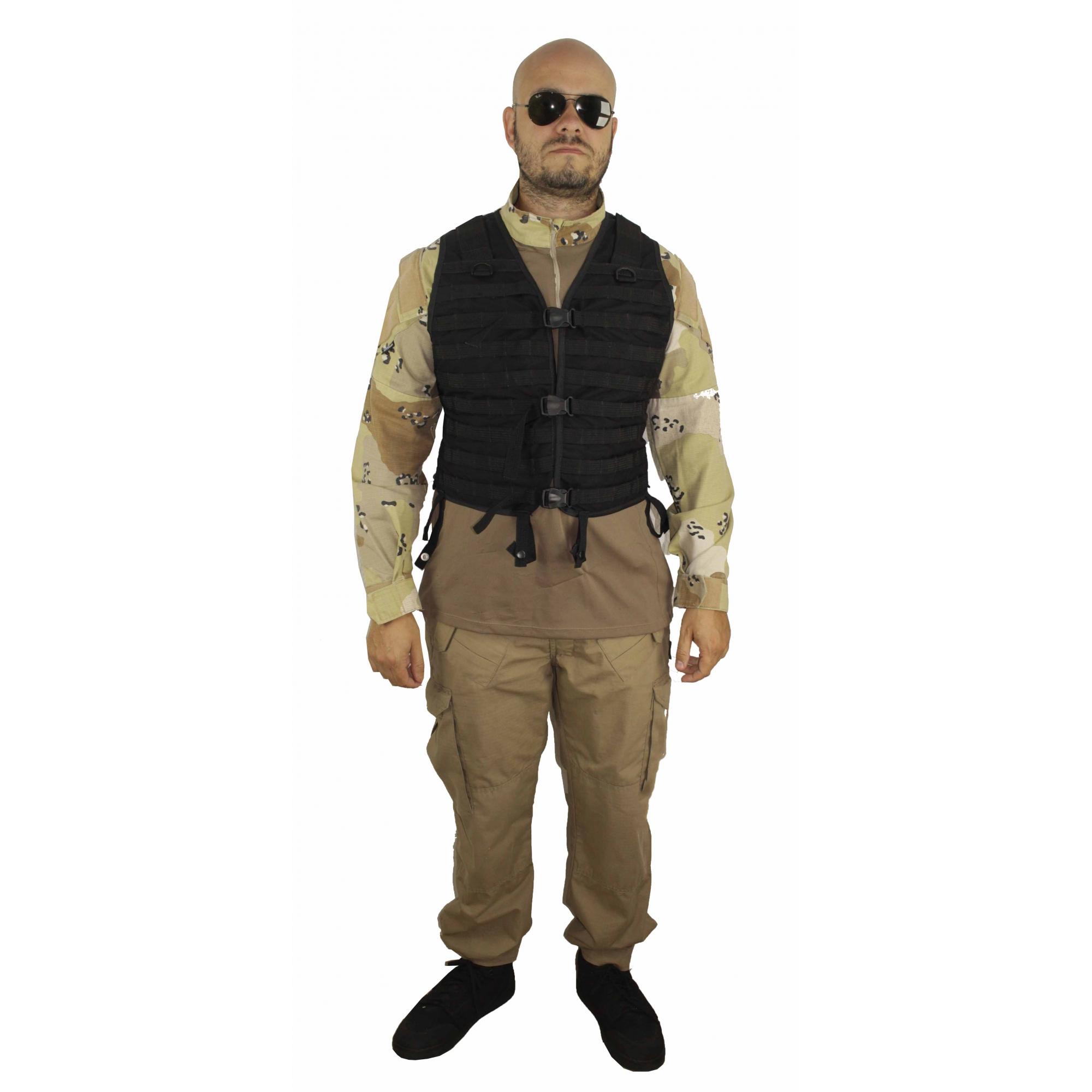 Colete  Modular Esquadrão de Blindados