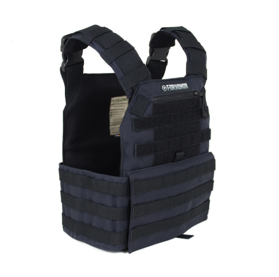 Colete Plate Carrier 2P Forhonor Dark Navy
