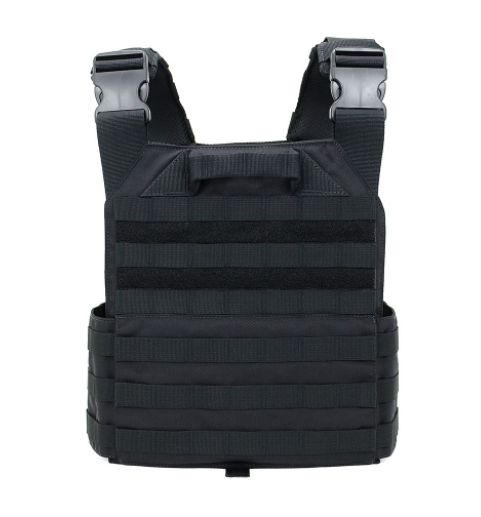 Colete Plate Carrier 2P Forhonor Preto