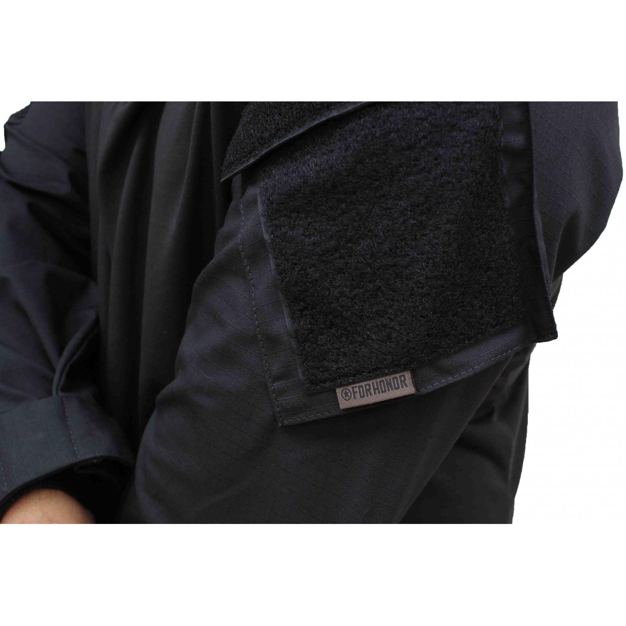 Combat Shirt 711 Forhonor Black