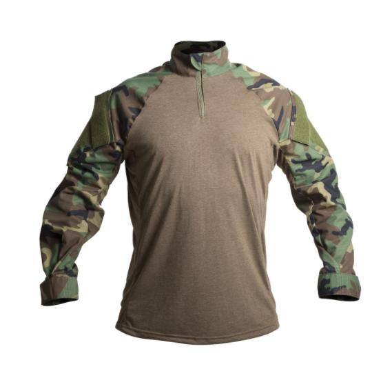 Combat Shirt 711 Forhonor Woodland